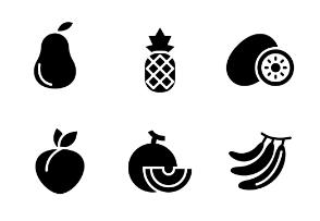 Fruit Glyph