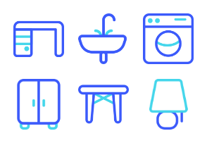 Furniture Set from Iconspace