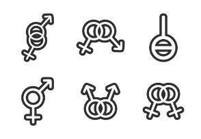 Gender identity - thin