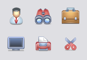 Office General Icons