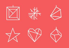 Geometric Christmas