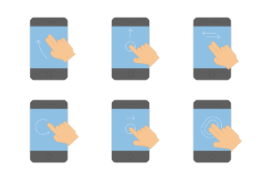 Gestures — For Your Interface