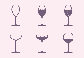 Glasses & Drinks (glyph)