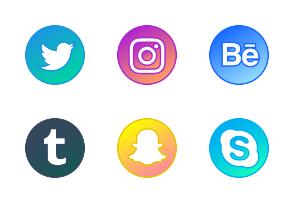 Gradient Social Media
