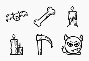 Halloween Spooky - Basic