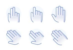 Hands & gestures (Bubblico)