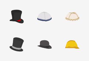 Hats & Caps - Flat