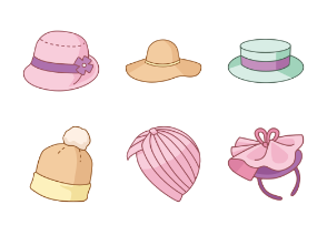 Hats Color