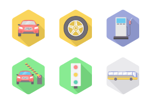 Hexagon Transport and Travel