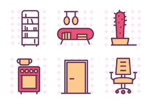Household 1/2 Pattern