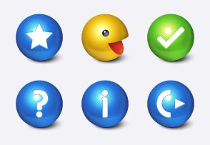 I like buttons