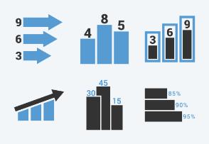 Infographic Bars