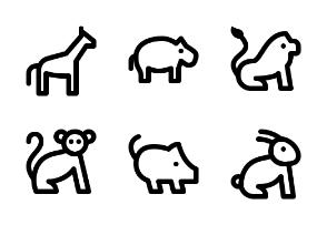 Animal Vol.2 - Jumpicon  (Line)