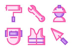 Labor Day (Pink Mavis)