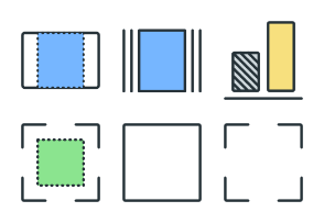 Layouts - Color Icons
