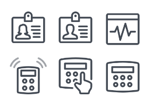 Line Design - Security set 2