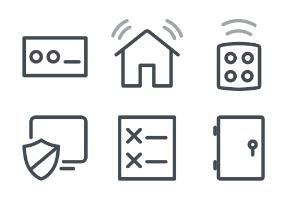 Line Design - Security set 3