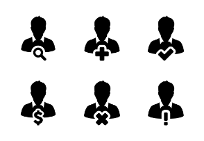 Man, User, Human, Profile, Avatar, Person, Business
