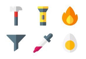 Miscellaneous Elements - Flat