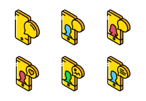 Mobile Functions ISO 3 - Yellow