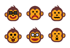 Monkey Set Volume 1