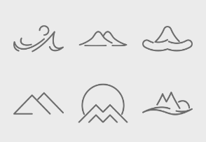 Mountain line design