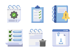 Notes and Tasks flaticon