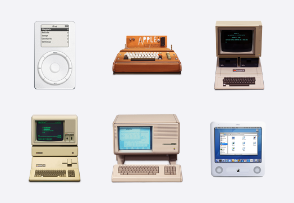 Old Apple devices