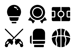 Olympic Games Glyph