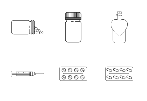 Pharmacy and medical bottle line