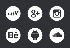 Iconset picons social icons download 171 free premium for Houzz icon vector