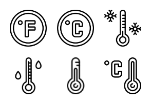 Prettycons - Weather Vol.1 - Outline