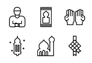 Ramadan Kareem - Outline