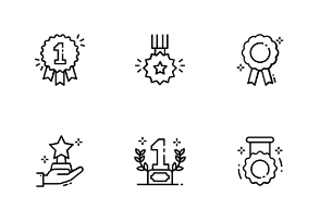 Rewards and Medals 1