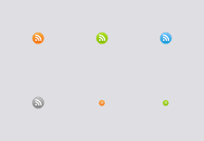 RSS icons