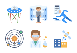 Science Flaticons