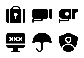 Security And Protection ( Glyph )