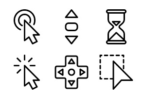 Selection & Cursors