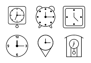 Set of Clock