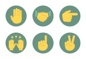 Show hands
