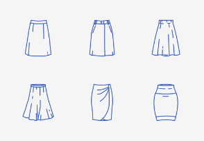 Skirts & Dresses - Add-On