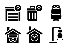 Smart Home Glyph