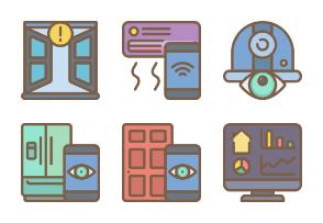Smart Homes - Retro