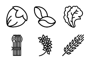 Smashicons Gastronomy - Outline - Vol 4