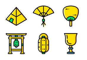 Smashicons Religion 2 - Yellow