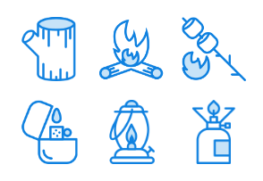Smashicons The Outdoors - Webby