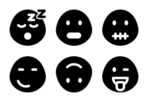 Smileys (Solid)