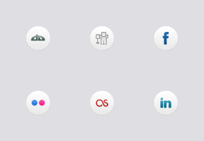 Smoothies Social Media Icons