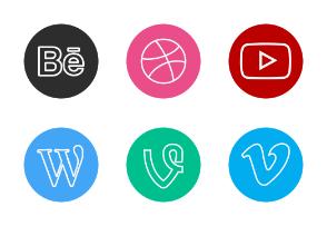 Social Media Circle