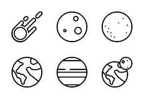 Space and Weather Outline